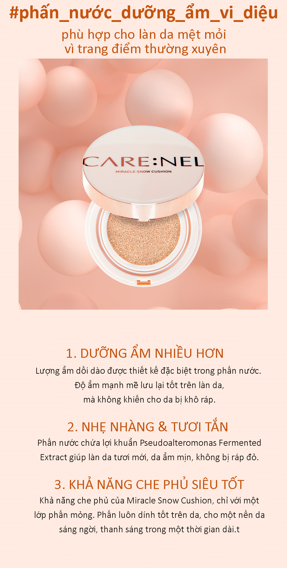 Phan Nuoc Carenel Miracle Snow (2)