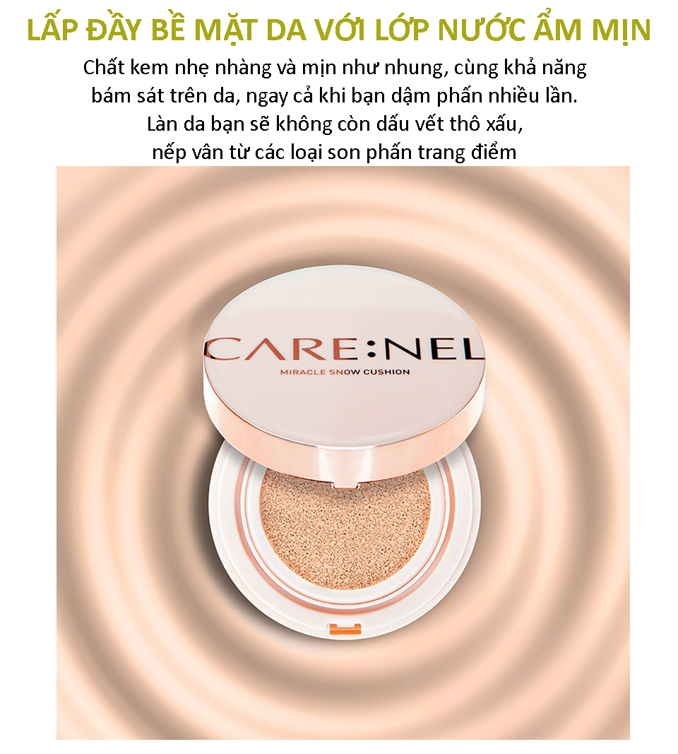 Phan Nuoc Carenel Miracle Snow (6)