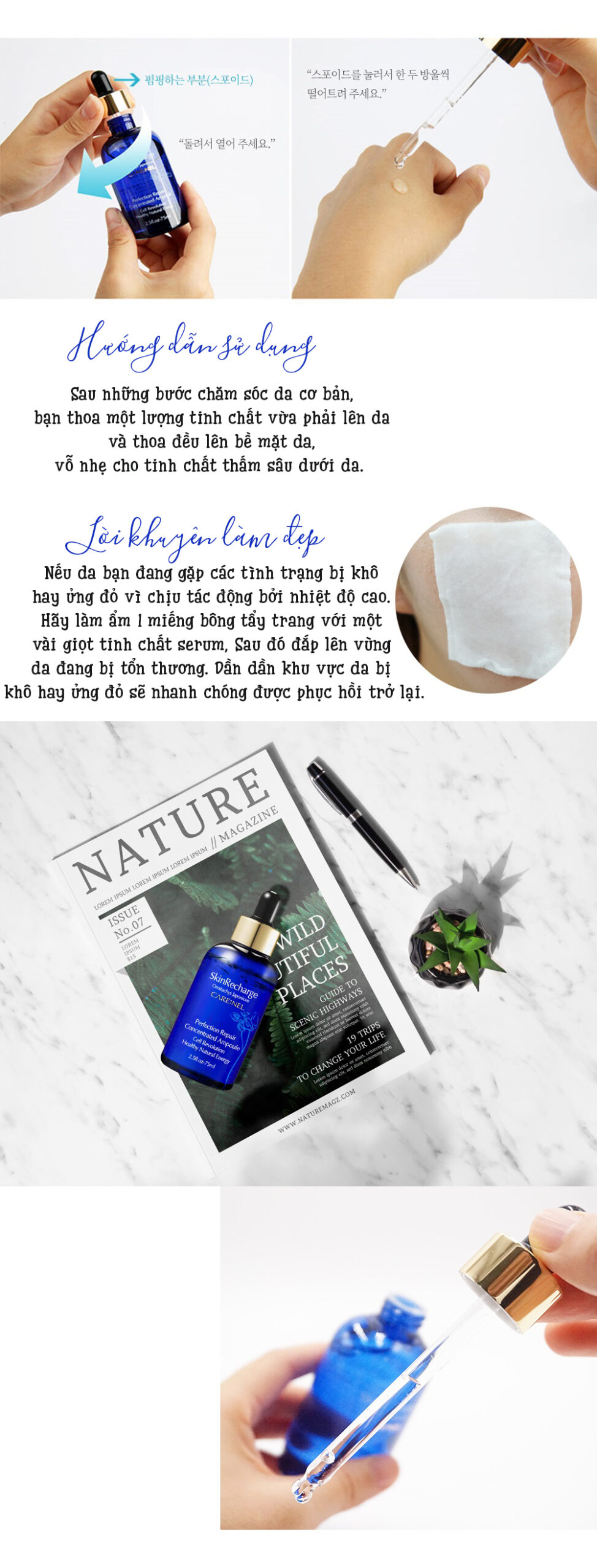 Serum Ngua Nam Tan Nhang Perfection Concentrated Ampoule (5)