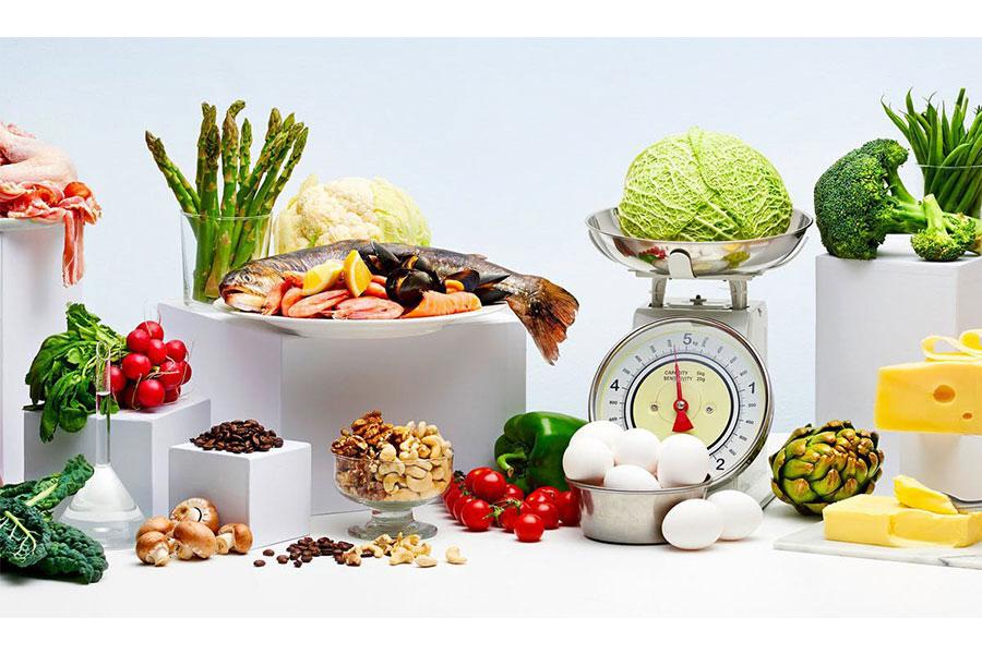 Chế độ ăn uống cân bằng và đầy đủ