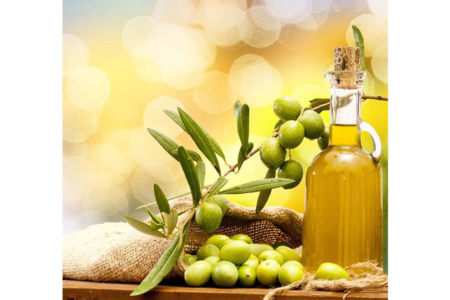 Dùng dầu olive dưỡng tóc