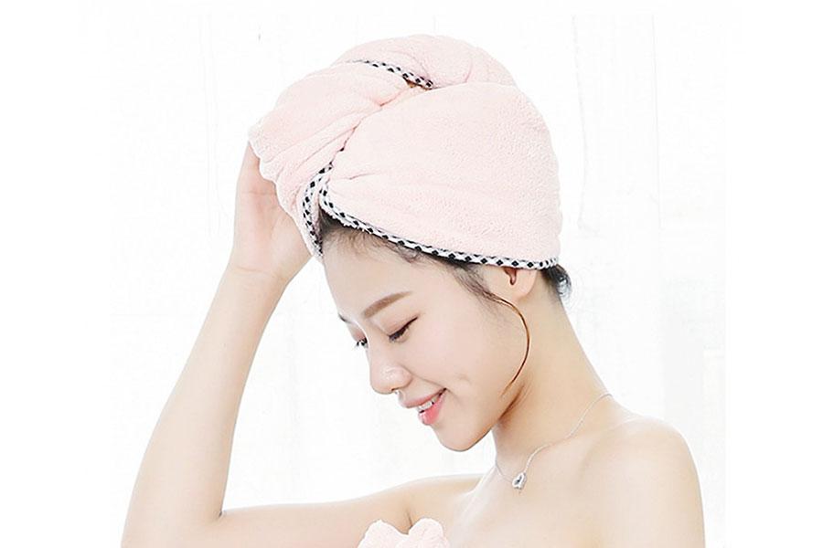 Nhiệt độ giúp tóc dễ dàng hấp thu các dưỡng chất hơn