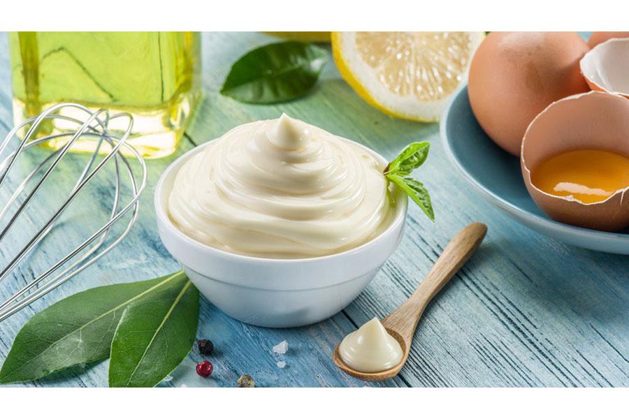 Công thức chăm sóc tóc từ Mayonnaise và trứng
