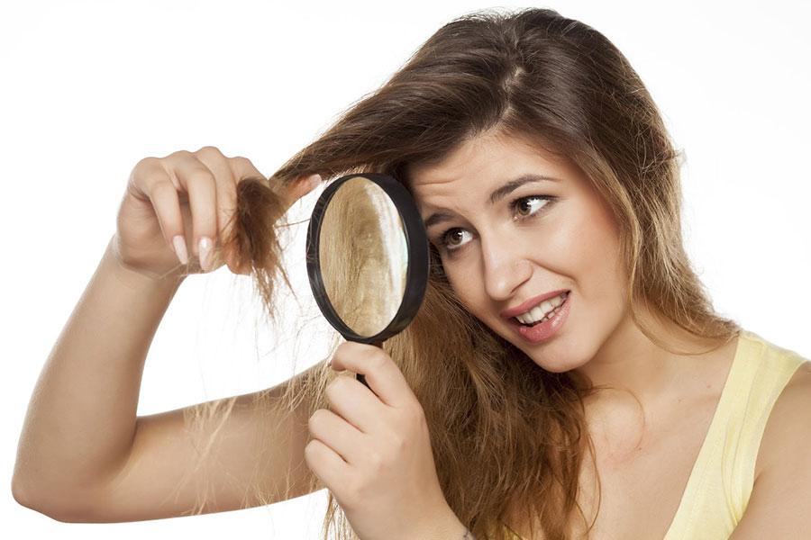 Tìm hiểu nguyên nhân dẫn đến tóc hư tổn