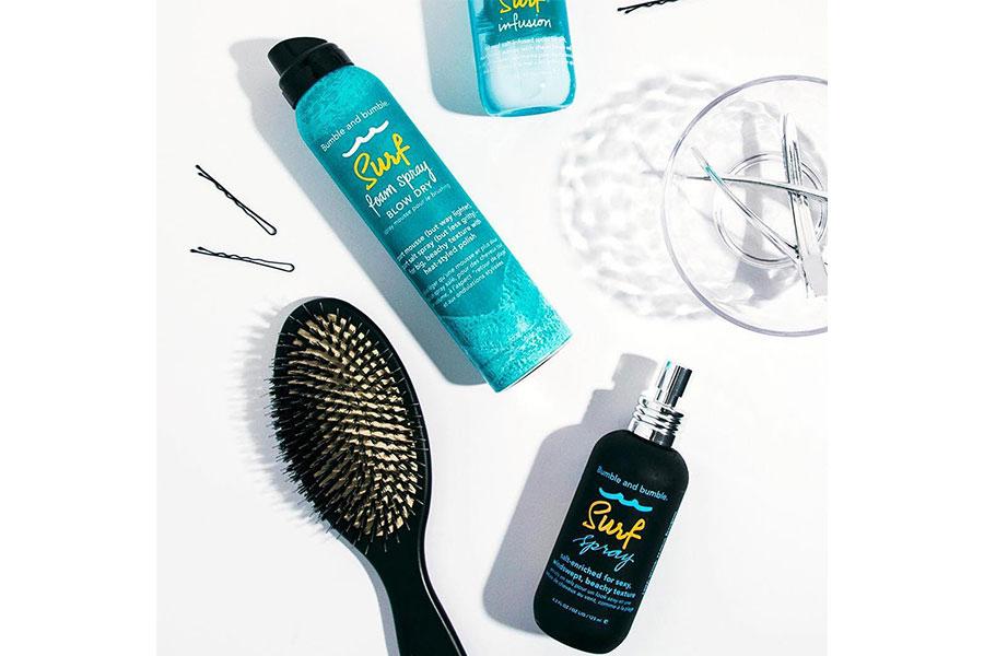 Tránh xa các sản phẩm giữ nếp tóc