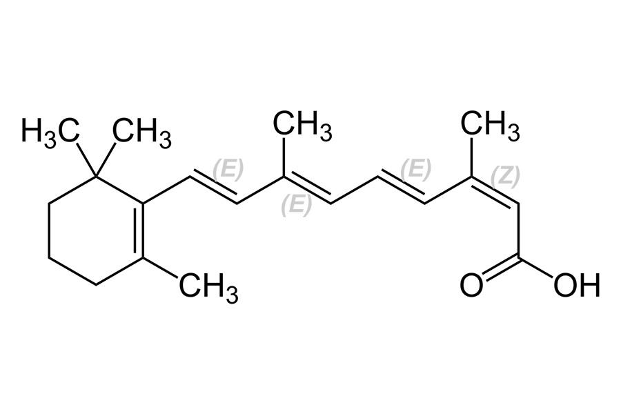Isotretinoin được FDA phê chuẩn để điều trị mụn nặng