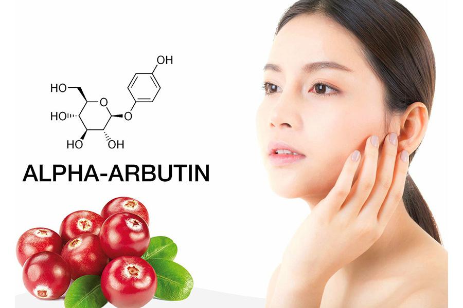 Arbutin an toàn cho da