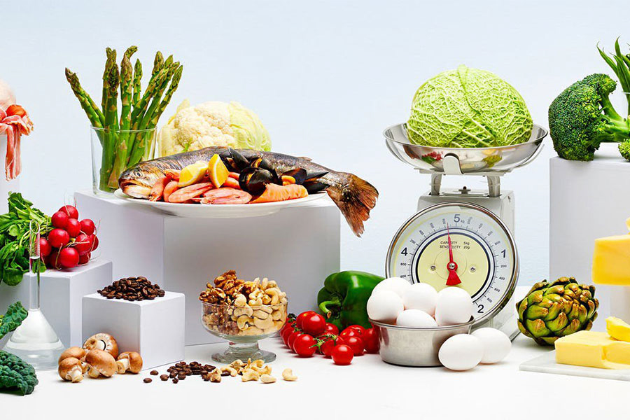 Chế độ ăn Uống đúng Cách cho da khô