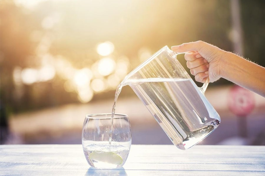 Nhu cầu nước đối với cơ thể là bao nhiêu?