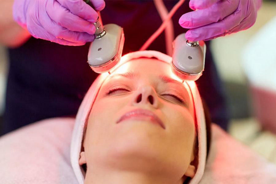 Tăng hiệu quả chăm sóc cho da bằng phương pháp ánh sáng
