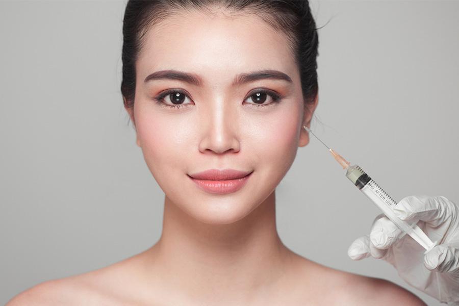 Sử dụng chất làm đầy filler để điều trị sẹo