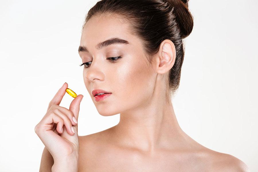 Sử dụng Vitamin A để chăm sóc da