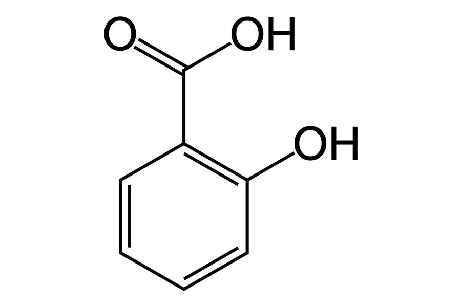 BHA được sử dụng trong các sản phẩm điều trị mụn trứng cá và chống lão hóa cho da