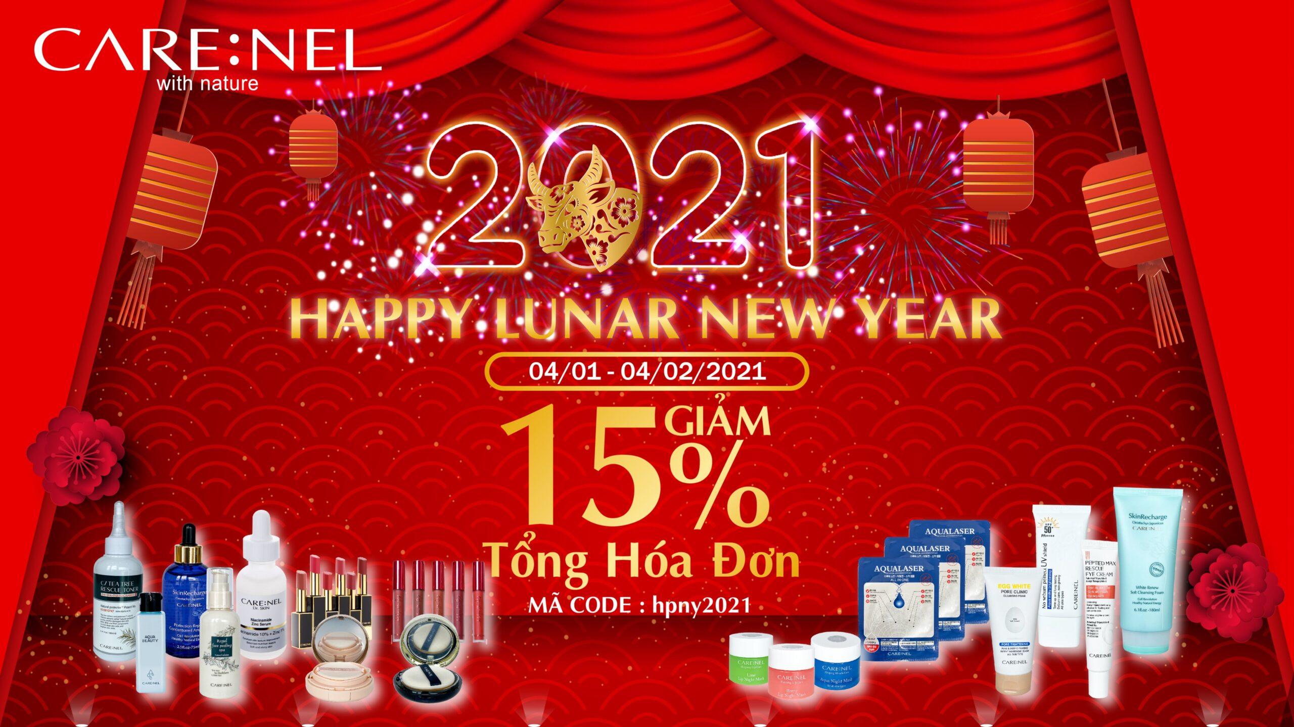 Chuong Trinh Uu Dai Hpny 2021 Carenel