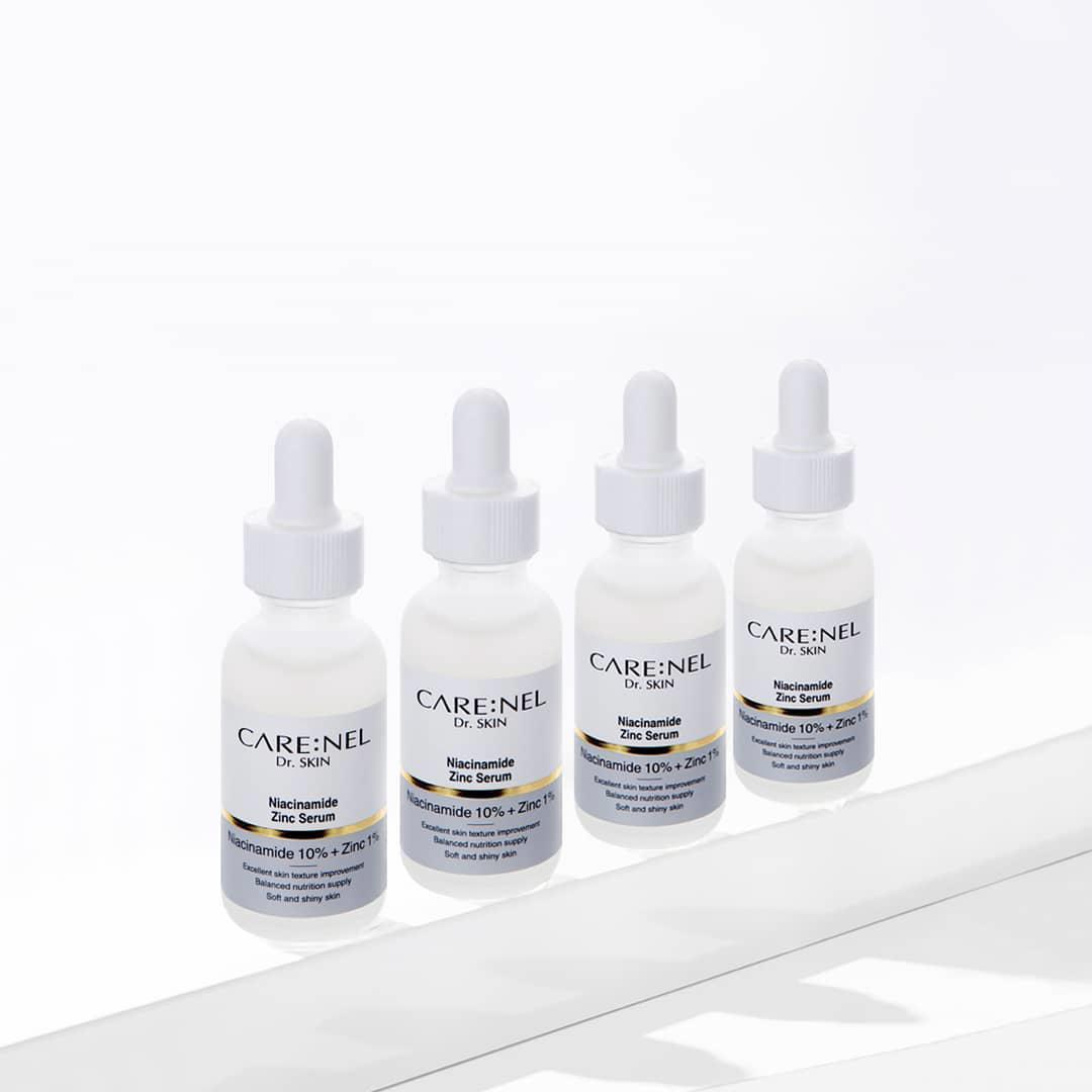 Công dụng Serum Niacinamide Zinc từ Care:nel