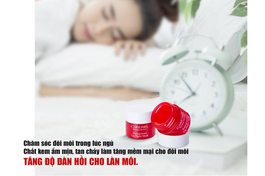 Cham Soc Cho Moi Vao Ban Dem